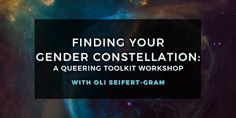IN PERSON & ONLINE: Finding Your Gender Constellation with Myr Seifert-Gram tickets