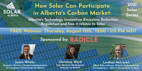 How Solar Can Participate in Alberta's Carbon Market Tickets