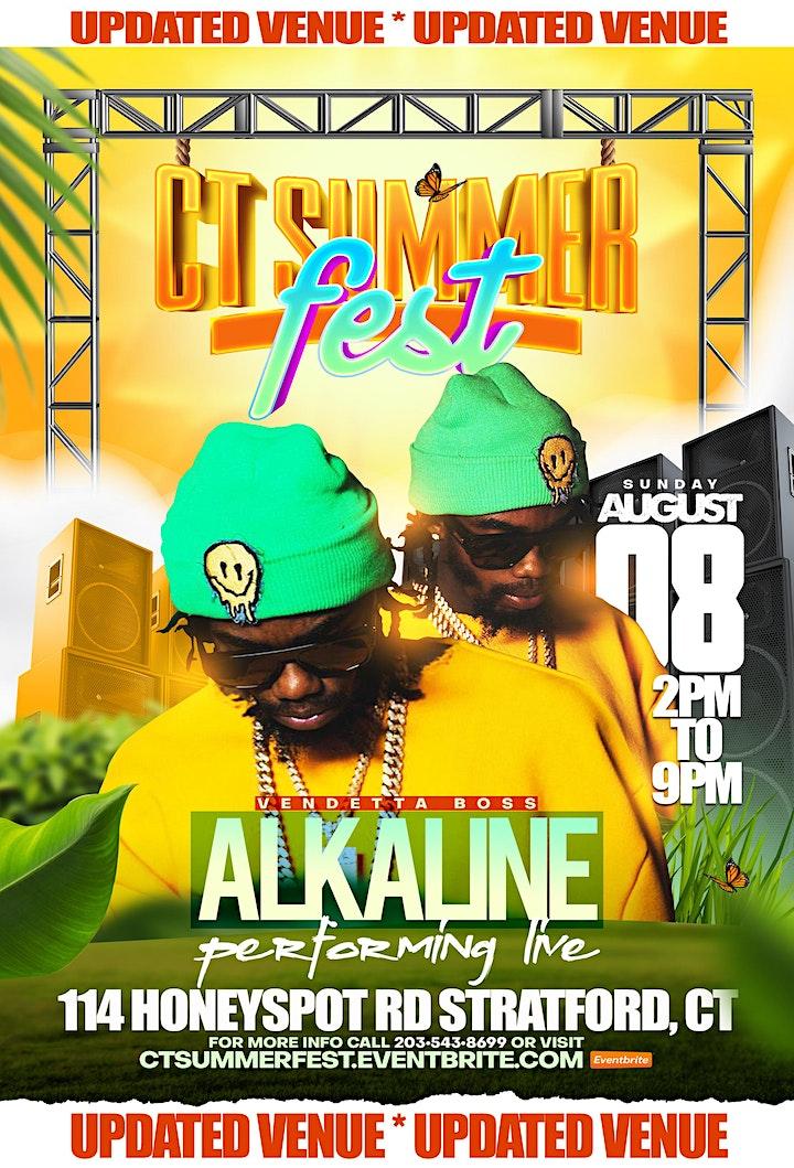 ALKALINE CT SUMMER FEST image