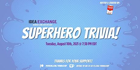 Superhero Trivia Night! tickets