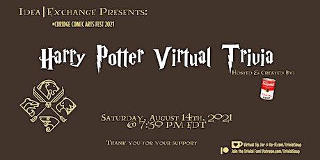Harry Potter Virtual Trivia Night tickets