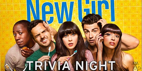 New Girl Trivia Night at Guac y Margys tickets