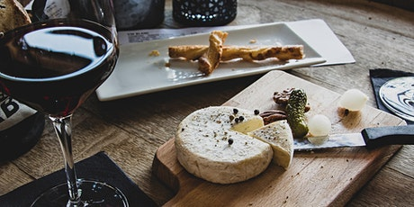 Rosary Wine & Cheese tickets