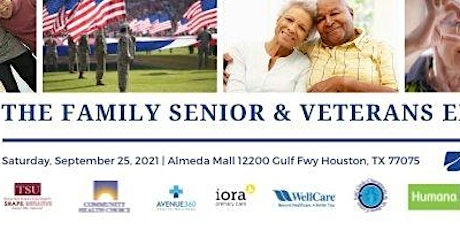 The Family Seniors and Veterans Health and Wellness Community Fair tickets