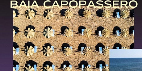 Litoranea #21 08/08  Paul Older / Sam Ruffillo  at Baia Capo Passero biglietti