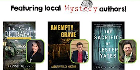 Central Ohio Authors & Ales Mystery Night tickets