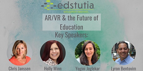 AR/VR and the Future of Education Tickets
