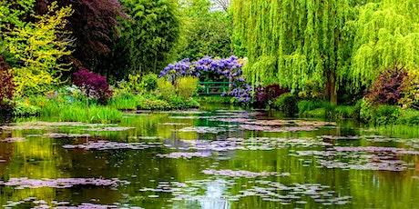 Claude Monet's Giverny - A Home and Garden Livestream Tour biglietti