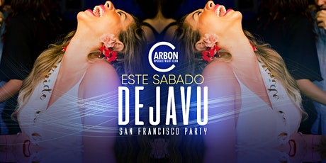 Sábado de Dejavu @ Carbon Lounge • Free guest list tickets