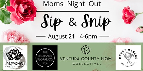 Sip & Snip: Moms Night Out tickets
