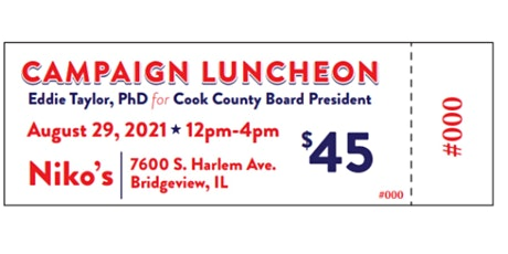 Campaign Luncheon tickets