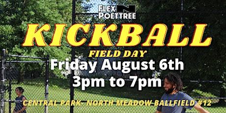 KICKBALL - Field Day tickets