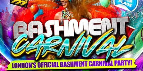 BASHMENT CARNIVAL - Shoreditch - Jamaican Independence Special tickets