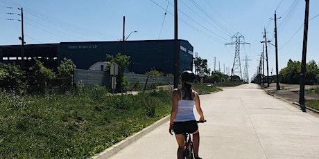 Hamilton Bike Ride - Industrial Area & East End tickets