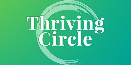 Thriving Circle tickets