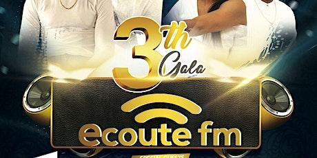 Gala de la Radio Écoute FM tickets