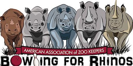 Bowling For Rhinos 2021 tickets