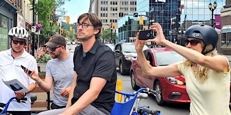 Hamilton Bike Ride - Downtown, Westdale & Waterfront tickets