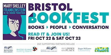 Bristol BookFest 2021 tickets