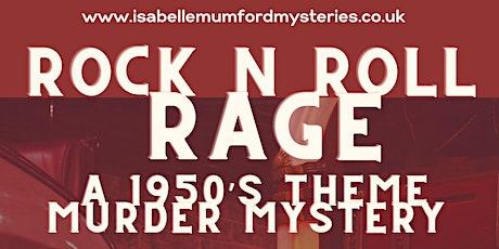 1950's Murder Mystery - Redcar tickets