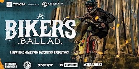 Bike Wanaka Movie Night - A Bikers Ballad tickets