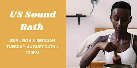 Sound Bath Energy Healing tickets