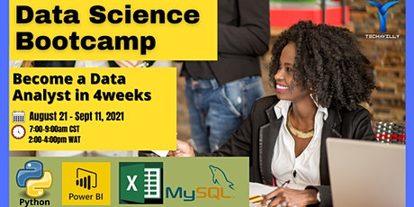 Data Science Bootcamp tickets