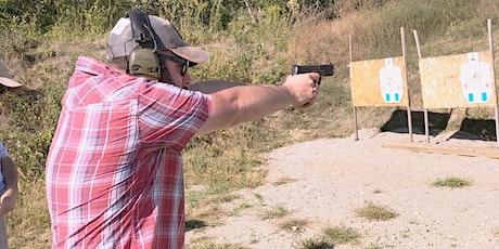 GUNSET: Pistol Standards (CCW 2) tickets