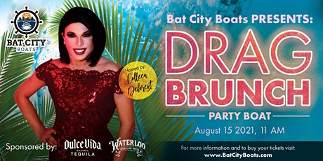 Drag Brunch Boat Party tickets