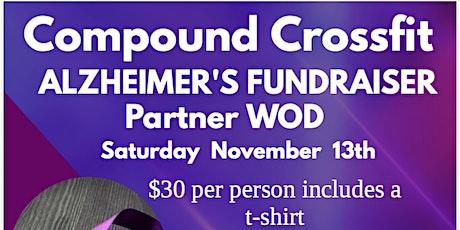 Compound Crossfit  Alzheimer's Fundraiser Wod tickets
