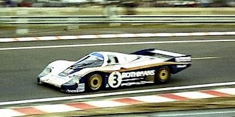 Legendentreff #1: Jürgen Barth im Porsche Zentrum Winterthur Tickets