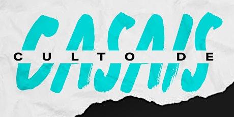 CULTO DE CASAIS (07/08) 18h00 ingressos