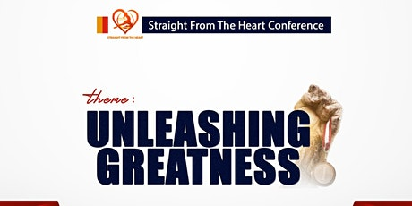 STRAIGHT FROM THE HEART CONFERENCE tickets