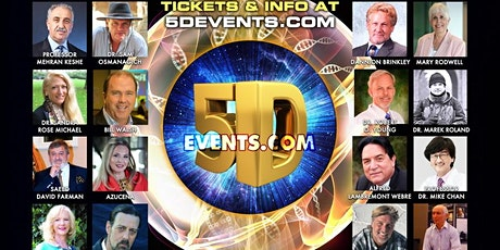 EXPO VENDORS OF COSMIC CONSCIOUSNESS IN DISCLOSURE tickets