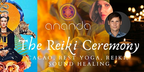 THE SACRED BLISS presents:  The Reiki Ceremony tickets