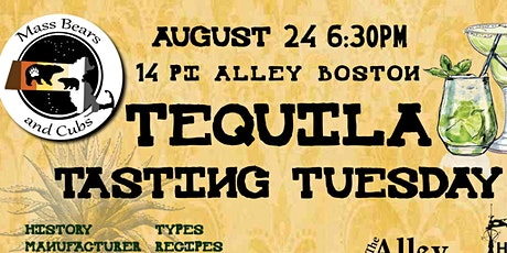 Tequila Tasting Tuesday tickets