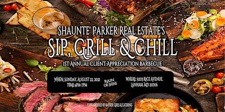 Shaunte' Parker Real Estate 1st Annual Client Appreciation Barbecue tickets