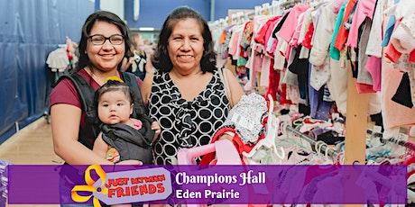 1st Time Parent & Grandparent Presale JBF Eden Prairie Sept 29, 2021 tickets