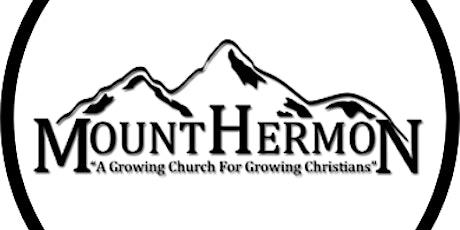 Mt. Hermon Columbus Worship Services - August 8 tickets