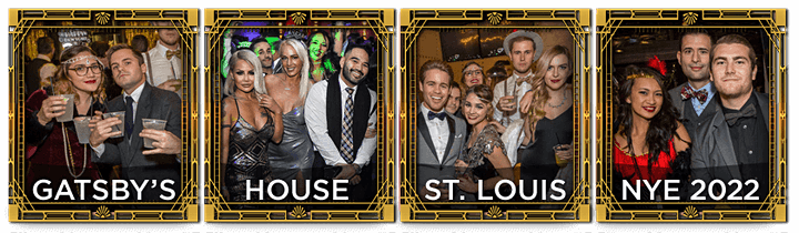 St. Louis New Year's Eve Party 2022 - Gatsby's Penthouse image