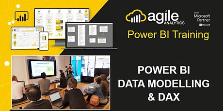 Power BI Data Modelling & DAX Online Training - Australia - 27 Oct 2021 tickets