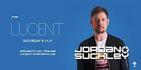 Lucent w/ Jordan Suckley tickets