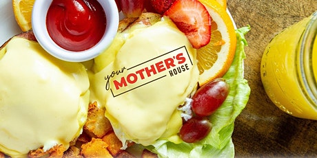 Your Mothers House Bangin' Bottomless Brunch tickets