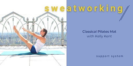 Sweatworking: Pilates with Kelly Kent tickets