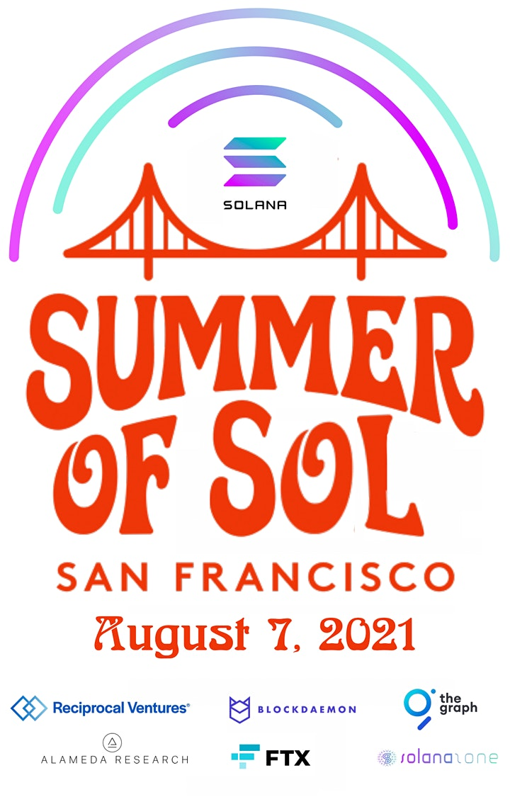 Summer of SOL by Reciprocal Ventures, Blockdaemon, The Graph, & FTX/Alameda image