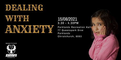 Anxiety in our children tickets
