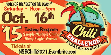 New Smyrna Beach Chili Challenge on Flagler Avenue tickets