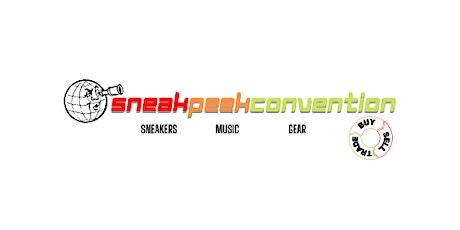 SNEAK PEEK CONVETION tickets