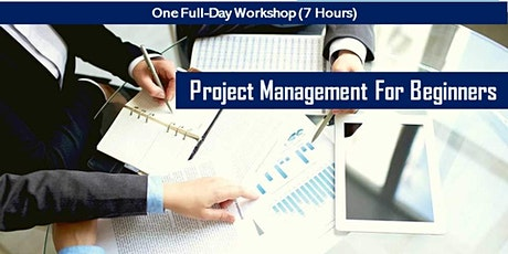 Project Management For Beginners tickets