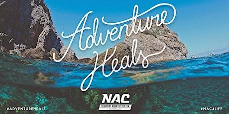Adventure Heals - Short Film Screening & Fundraiser tickets